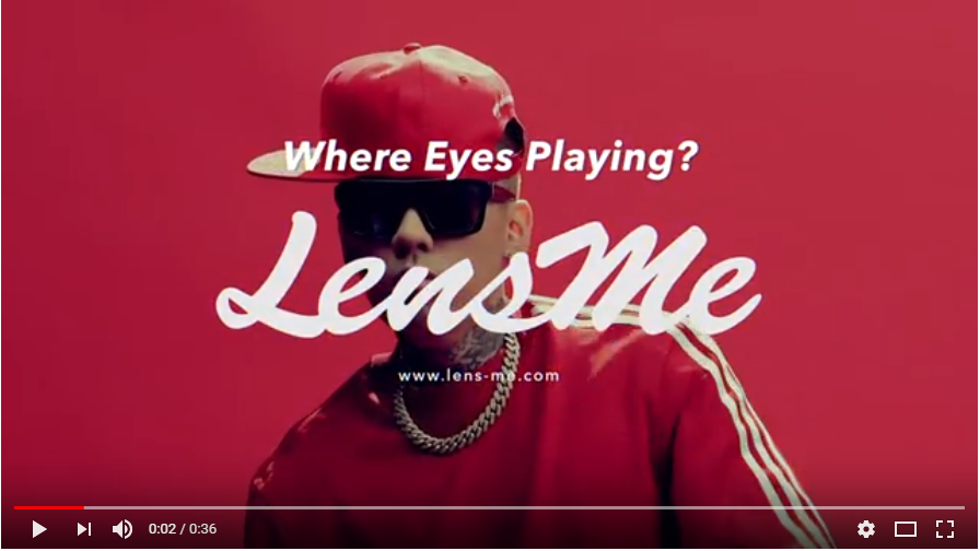 ★making film 05. LENS ME X DOK2 INTERVIEW